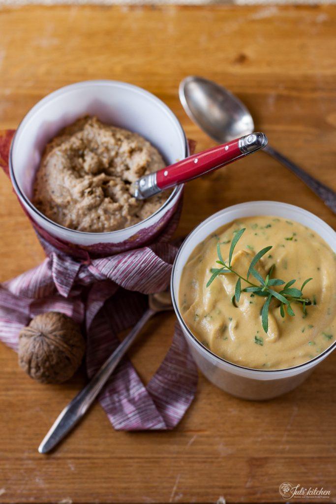 home made mustard