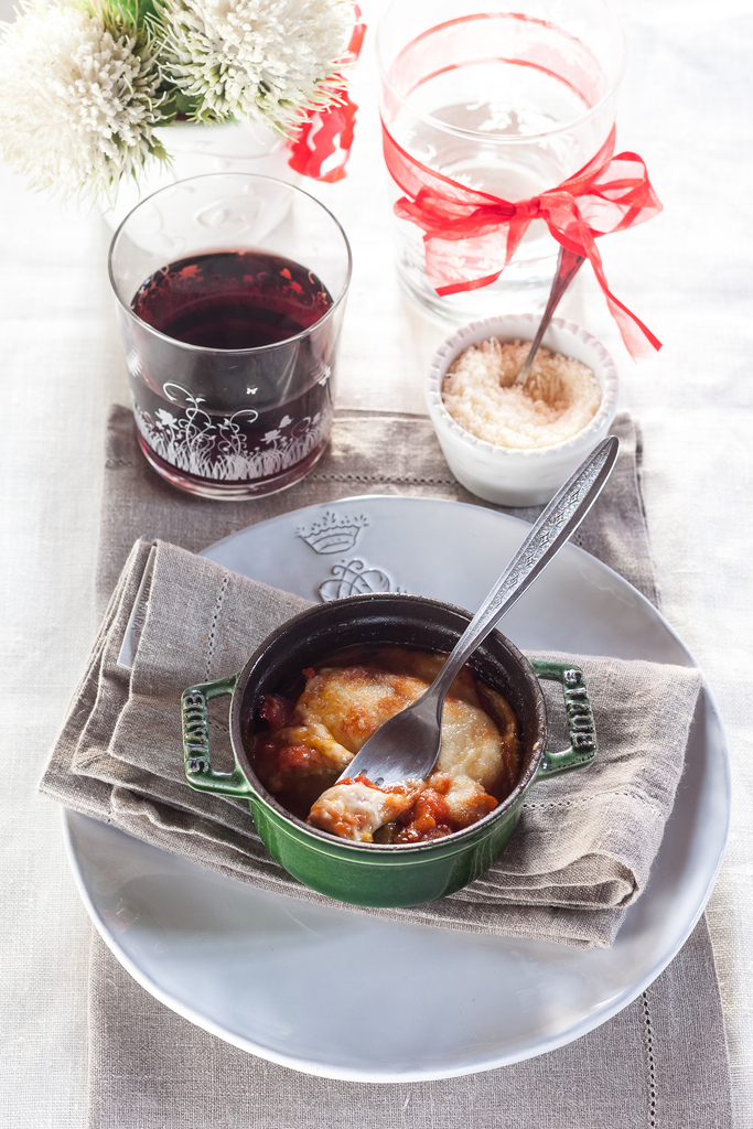 Christmas Is In The Air, Yes, Already, And A Butternut Squash Parmigiana