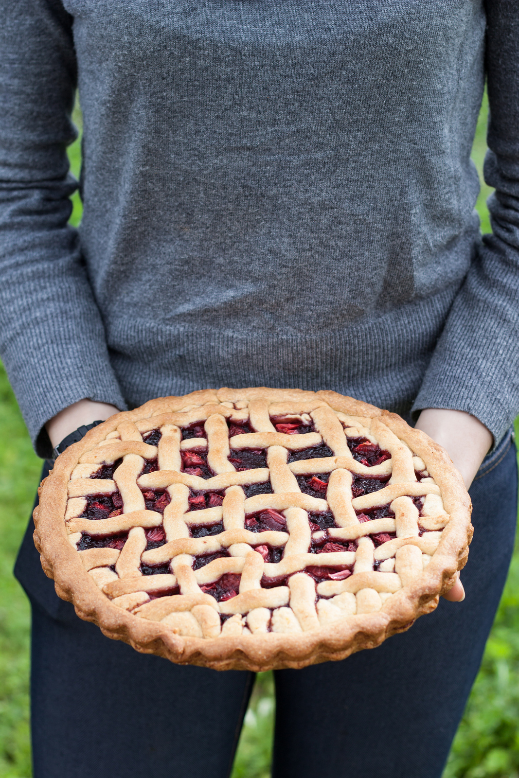 A Simple Crostata: Thank You For The Ordinary That Becomes Extraordinary
