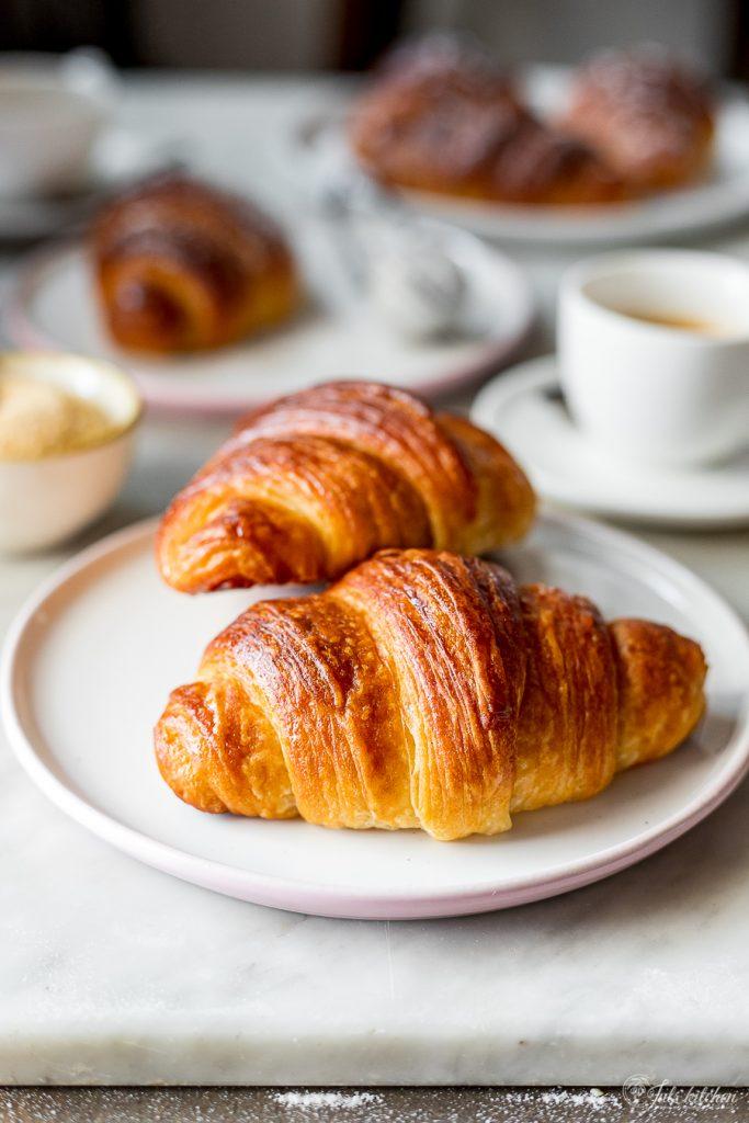 Italian croissants