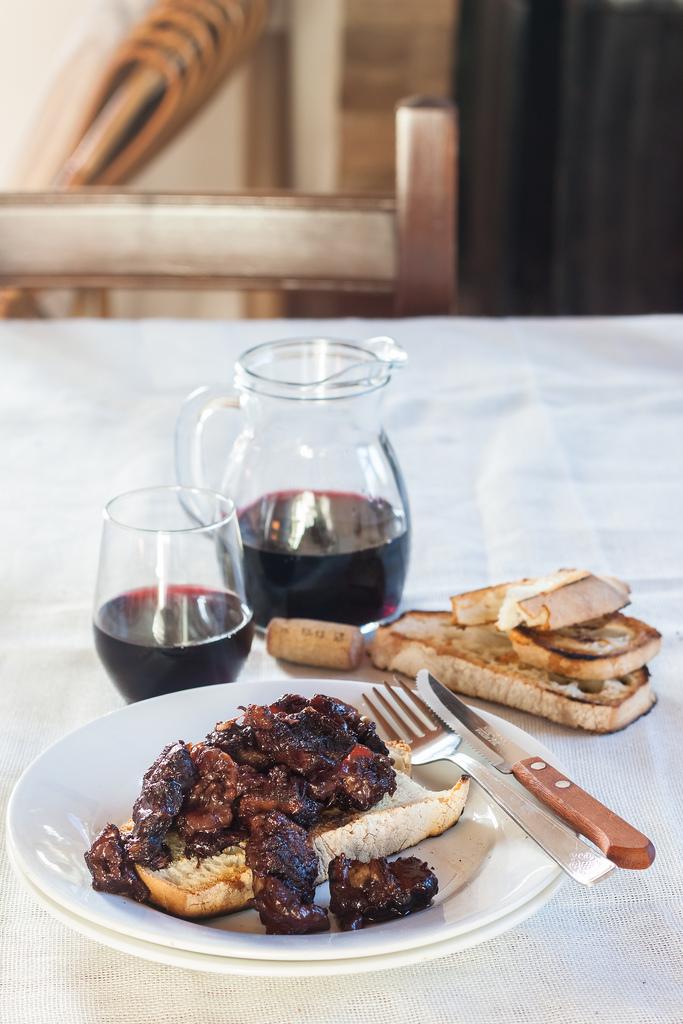 Peposo, A Black Peppercorn Beef Stew, Brunelleschi's Favourite Dish
