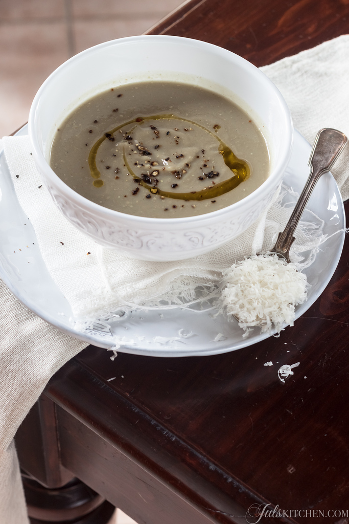 Savoy Cabbage Soup To Keep You Warm