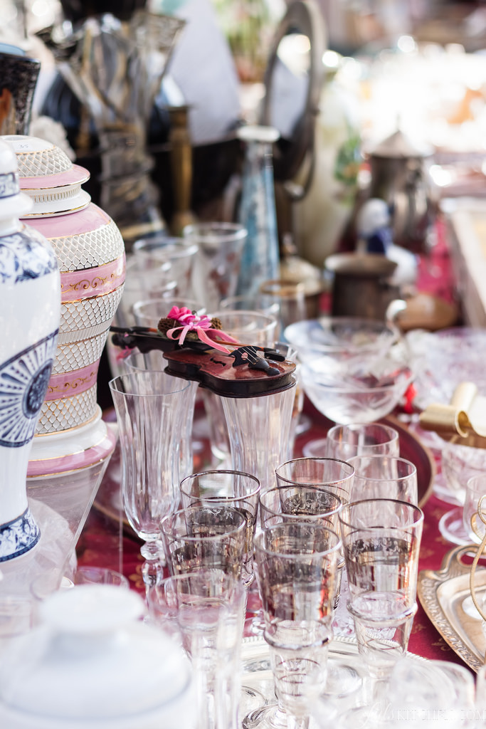 Florence Antique Market And Where To Eat A Good Panino