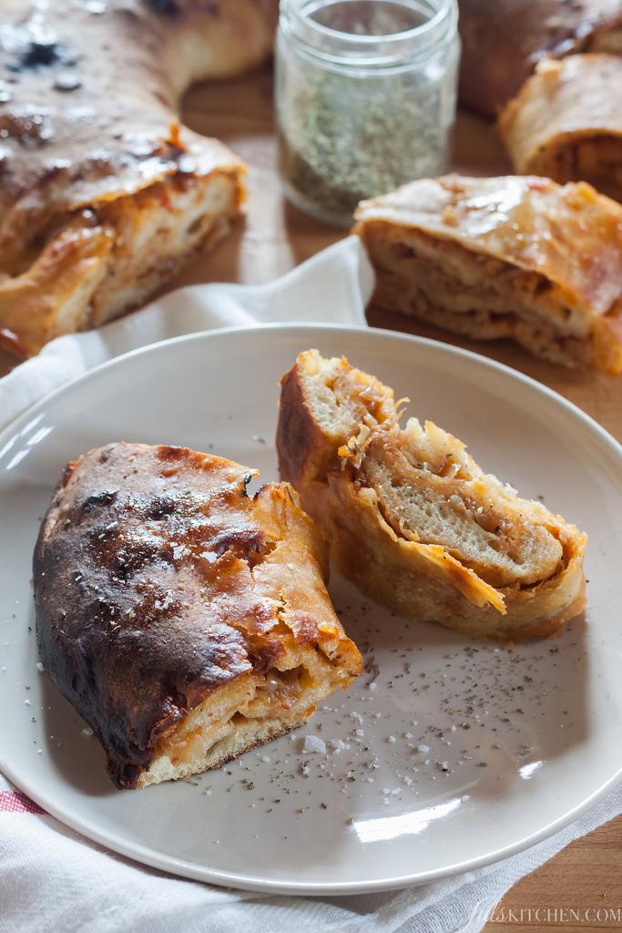 Finding Old Taste Memories: Onion Bread