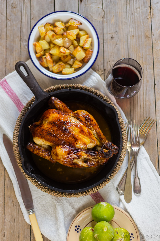 Books, Roast Chicken And A Farewell