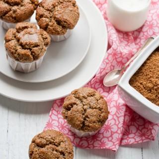 buckwheat muffin