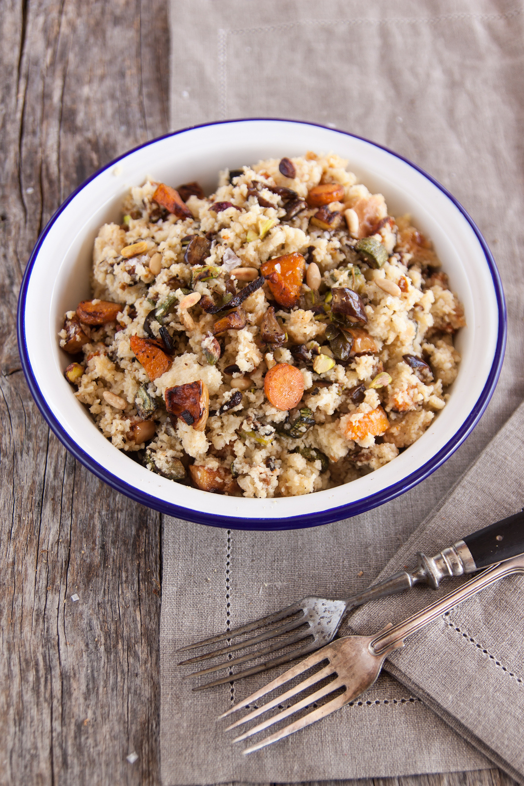 An Unusual Sweet And Sour Tuscan Couscous