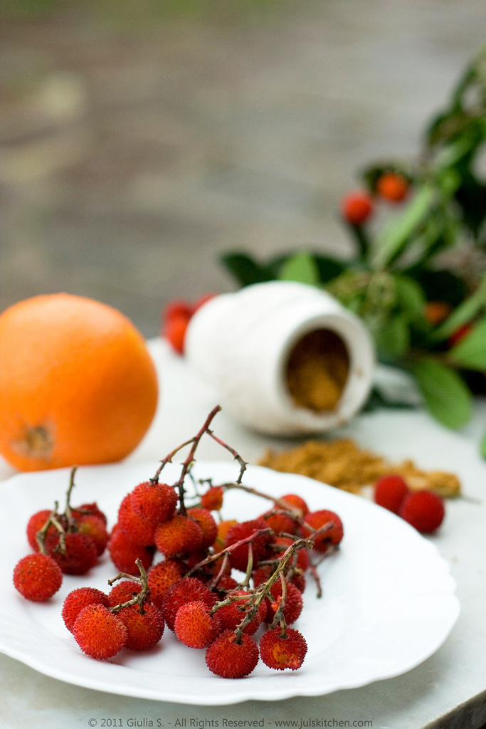 Strawberry Tree Jam