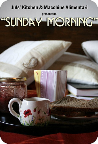 "My First Competition: ""Sunday Morning"""