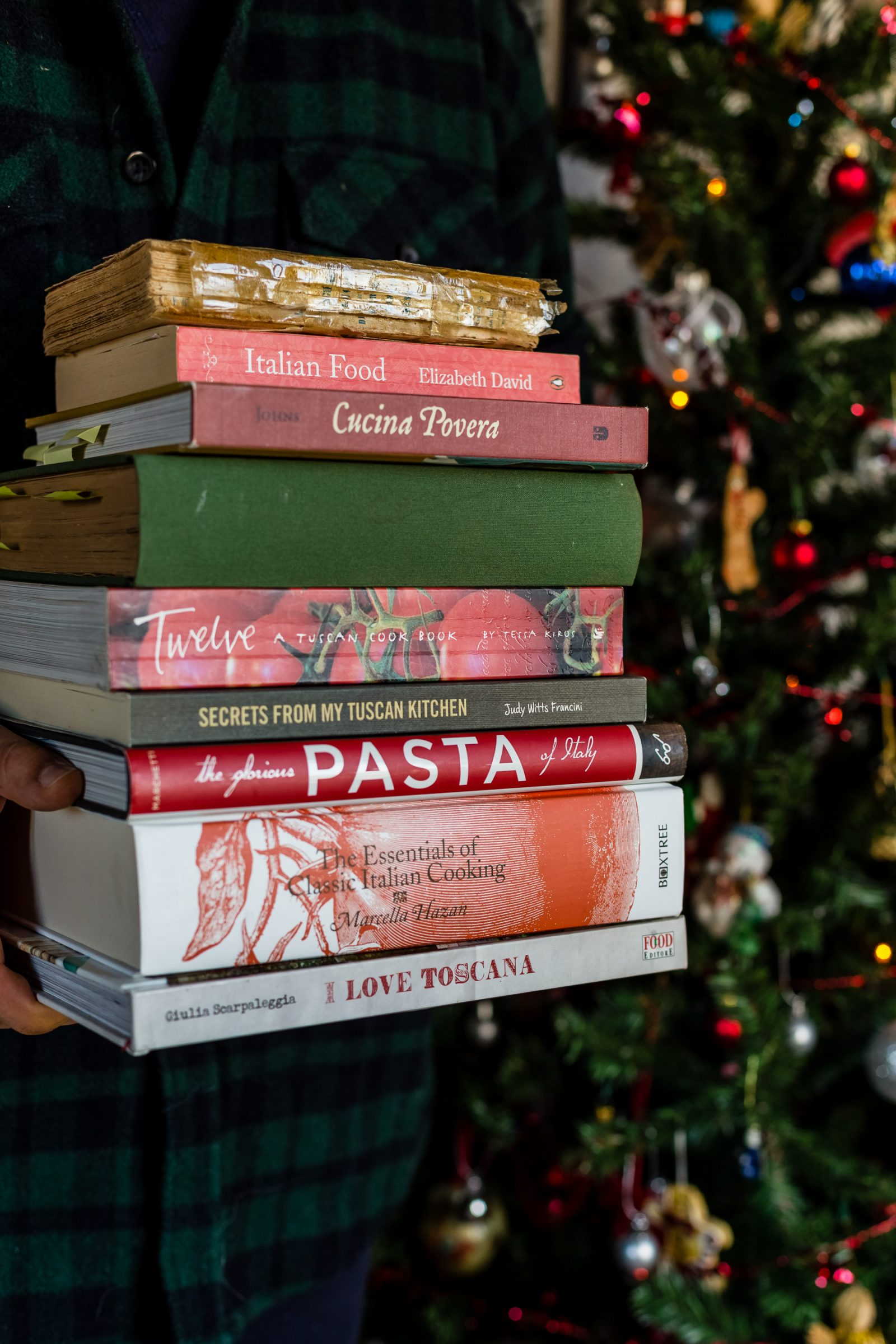 Christmas Gifts: 10 Cookbooks For Italian Food Lovers
