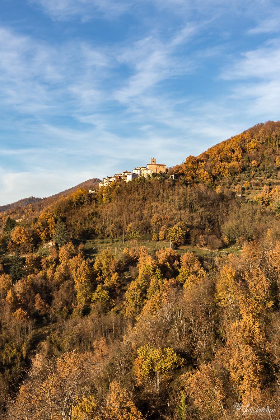 A Weekend In Garfagnana And A Video Recipe