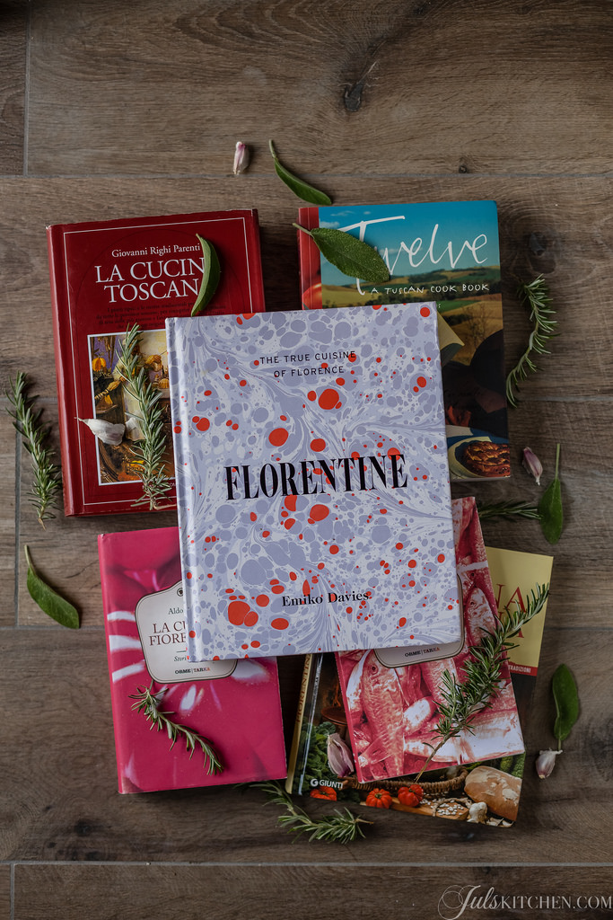 My Favourite Tuscan Cookbooks, Florentine And A Giveaway!