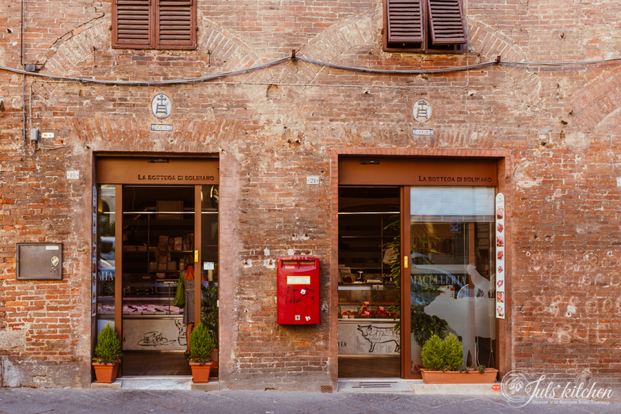 One Day In Siena My City Guide Juls Kitchen