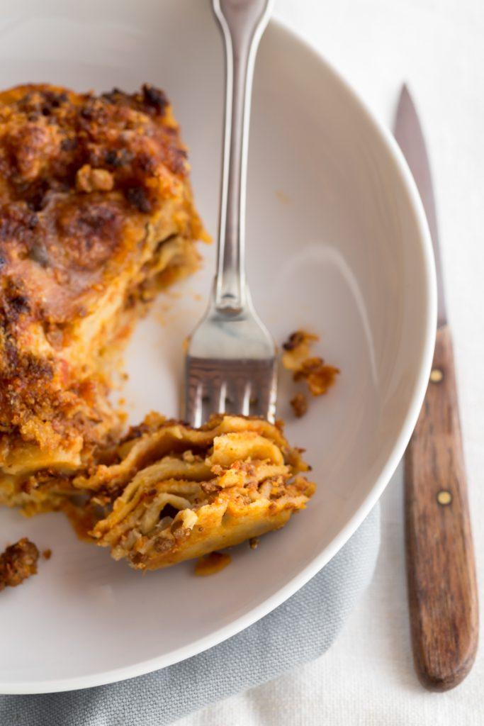 Grandma's lasagne