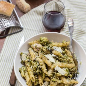 Shakespeare, Homework And Pasta With Broccoli
