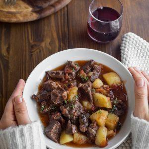 Florentine Beef Stew. December Is My August.