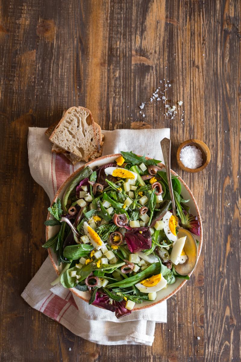 Renaissance salad