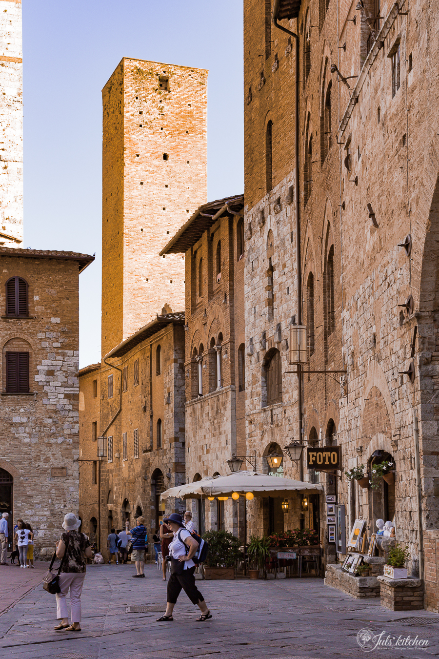 San Gimignano, How It Used To Be And What To Do Now