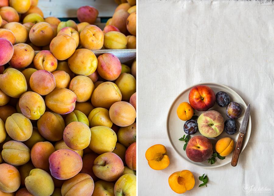 Frutta grigliata