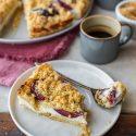 Ricotta Crumb Cake. A Summer Love Affair