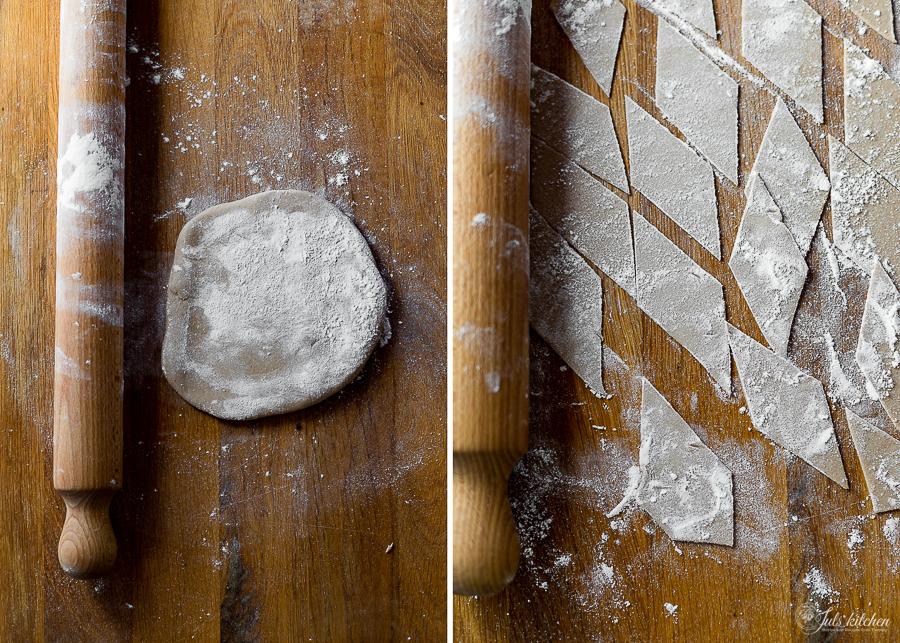 Chestnut flour Fresh pasta
