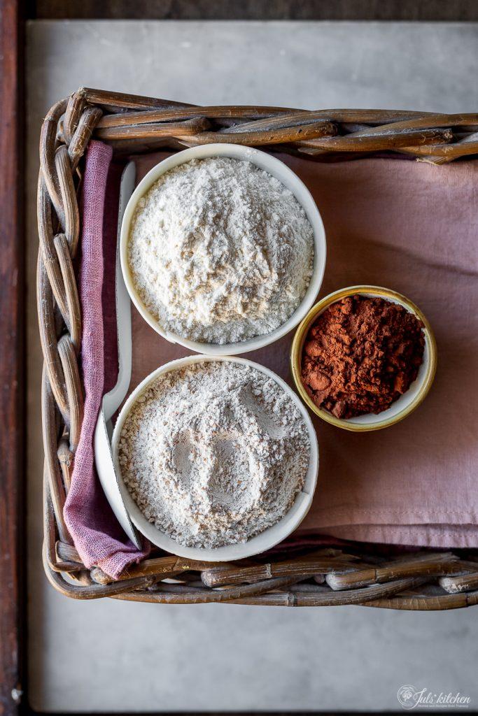 Pound cake - flour