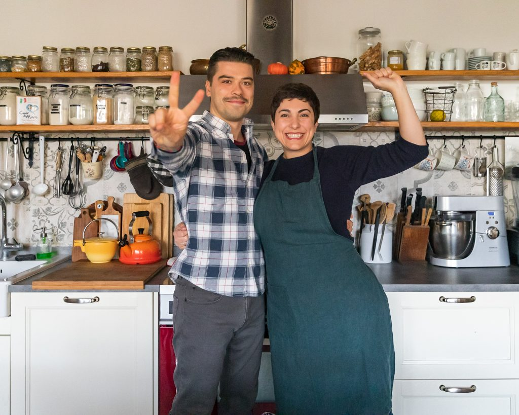 When we won the Saveur Blog Award in 2019 as Best Food Culture Blog