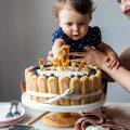 Italian Birthday Cake